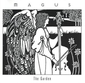 Magus (The Winter Tree) - The Garden CD (album) cover