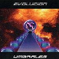 Evolución - Umbrales CD (album) cover