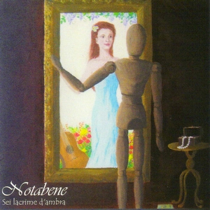 Sei Lacrime d'Ambra by NOTABENE album cover
