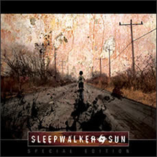Sleepwalker Sun - Sleepwalker Sun CD (album) cover