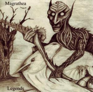 Magrathea - Legends CD (album) cover