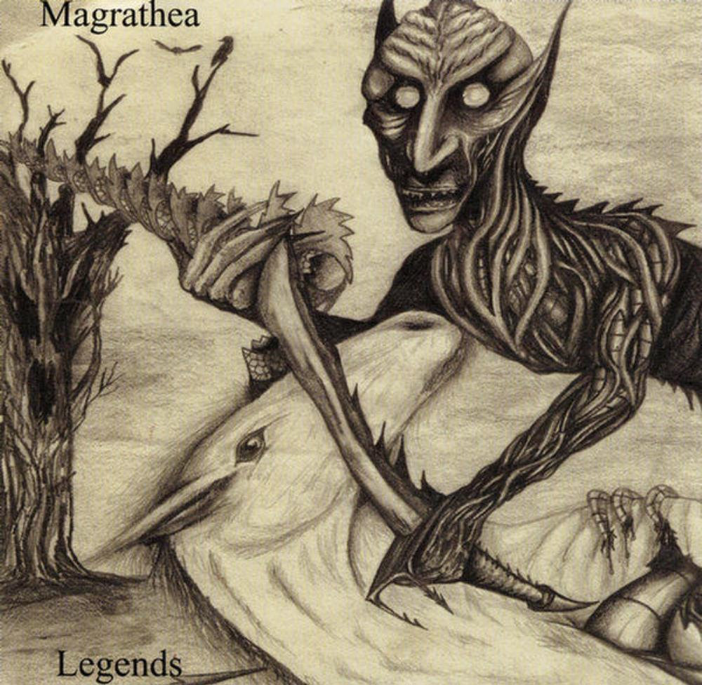 Magrathea Legends album cover
