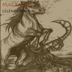 Legends Remain by Magrathea album rcover