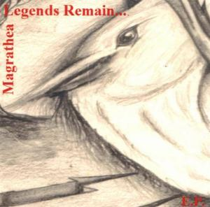 Magrathea - Legends Remain CD (album) cover