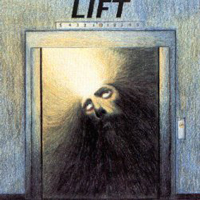 Caverns Of Your Brain by LIFT album cover