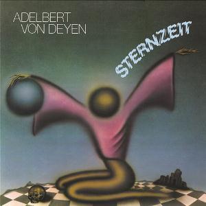 Sternzeit by VON DEYEN, ADELBERT album cover