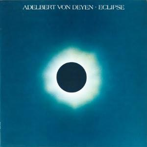 Adelbert Von Deyen - Eclipse CD (album) cover