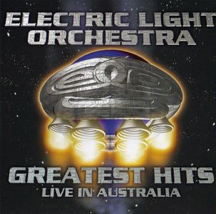 Electric Light Orchestra greatest Hits Of E.L.O.- Part II album cover