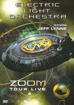 Electric Light Orchestra - Zoom Tour Live CD (album) cover