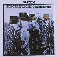 Electric Light Orchestra - Ol� ELO CD (album) cover