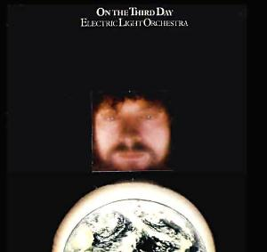 Electric Light Orchestra - On The Third Day CD (album) cover