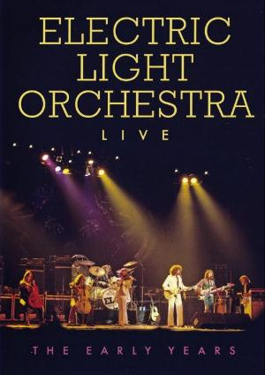 Electric Light Orchestra Live: The Early Years album cover