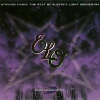Electric Light Orchestra Strange Magic: The Best Of Electric Light Orchestra album cover