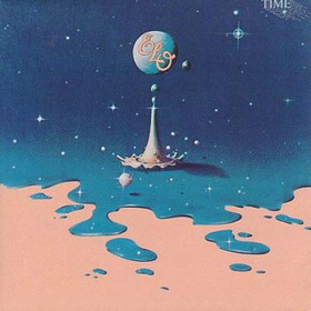 Electric Light Orchestra Time album cover