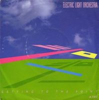 Electric Light Orchestra - Getting to the Point CD (album) cover