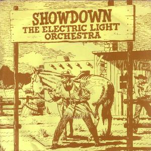 Electric Light Orchestra Showdown / In Old England Town (Instrumental) album cover