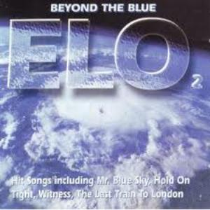 Electric Light Orchestra Beyond The Blue album cover
