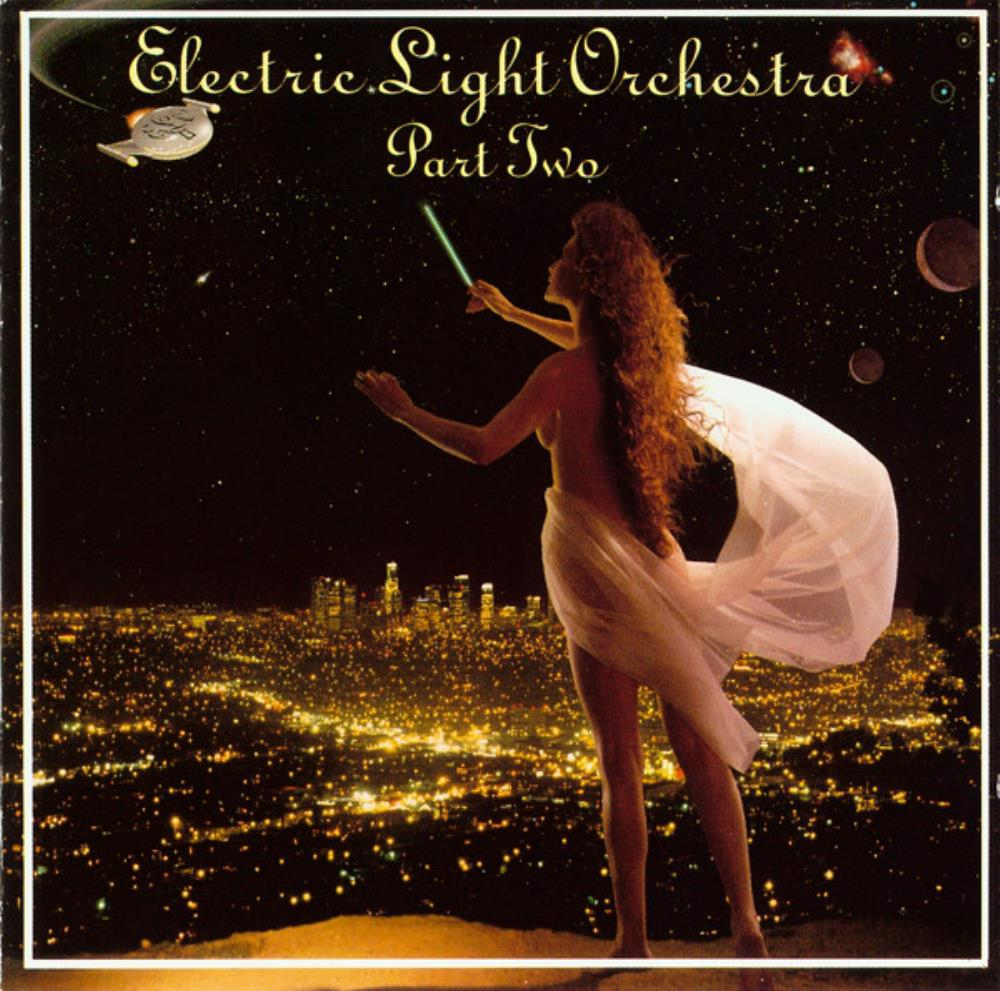 Electric Light Orchestra - ELO Part II: Electric Light Orchestra Part Two CD (album) cover