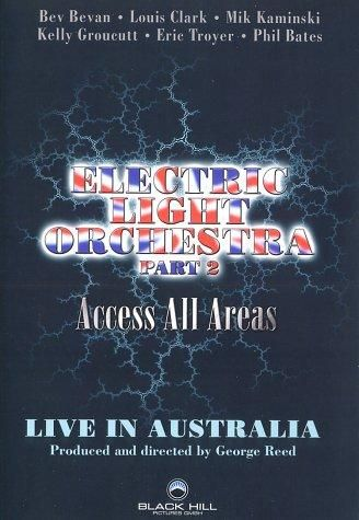 Electric Light Orchestra Access All Areas (Electric Light Orchestra Part II: post ELO)  album cover