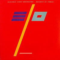 Electric Light Orchestra - Balance of Power CD (album) cover