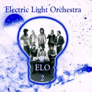 Electric Light Orchestra ELO 2/Lost Planet album cover