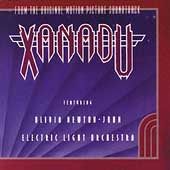 Electric Light Orchestra Xanadu (Original Soundtrack) album cover