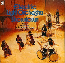 Electric Light Orchestra - Showdown CD (album) cover
