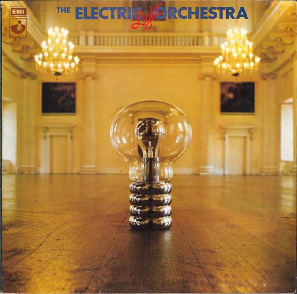 Electric Light Orchestra - Electric Light Orchestra [Aka: No Answer] CD (album) cover