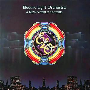 Electric Light Orchestra A New World Record album cover
