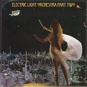 Electric Light Orchestra - Electric Light Orchestra Part II (Electric Light Orchestra Part II: post ELO) CD (album) cover