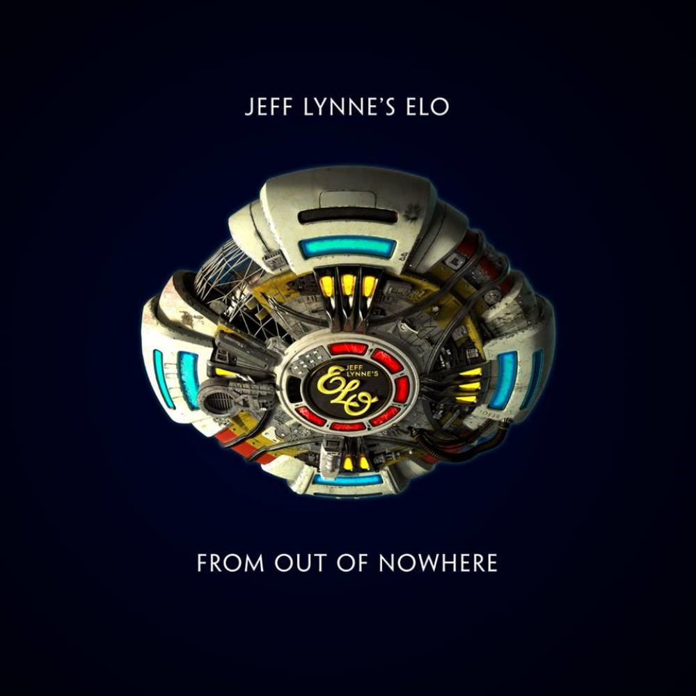 Jeff Lynne's ELO: From Out Of Nowhere by ELECTRIC LIGHT ORCHESTRA album cover