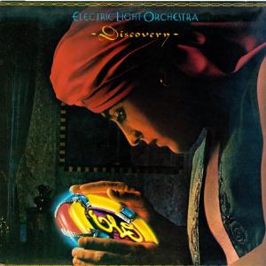Electric Light Orchestra Discovery album cover