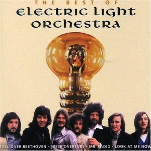 Electric Light Orchestra The Best of Electric Light Orchestra album cover