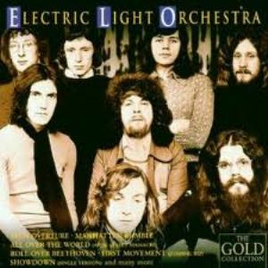 Electric Light Orchestra The Gold Collection album cover