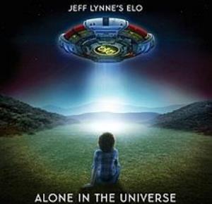 Alone In The Universe (Jeff Lynne's ELO) by ELECTRIC LIGHT ORCHESTRA album cover