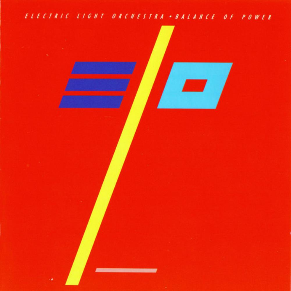 Electric Light Orchestra Balance Of Power album cover