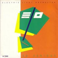 Electric Light Orchestra So Serious album cover