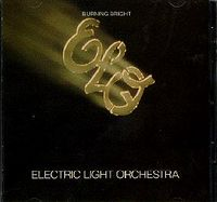 Electric Light Orchestra Burning Bright album cover