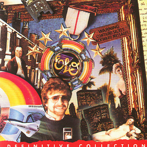 Electric Light Orchestra The Definitive Collection album cover