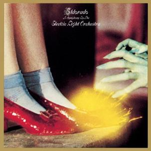 Electric Light Orchestra - Eldorado CD (album) cover