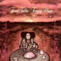 Faun Fables - Family Album CD (album) cover