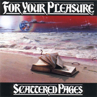 For Your Pleasure Scattered Pages album cover
