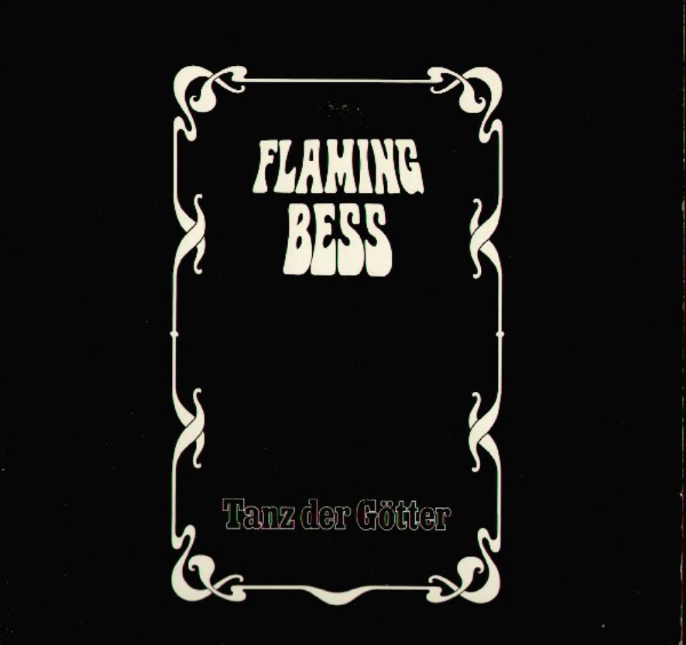 Flaming Bess Tanz Der Götter album cover
