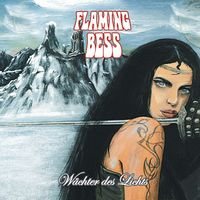 Flaming Bess Wächter Des Lichts album cover