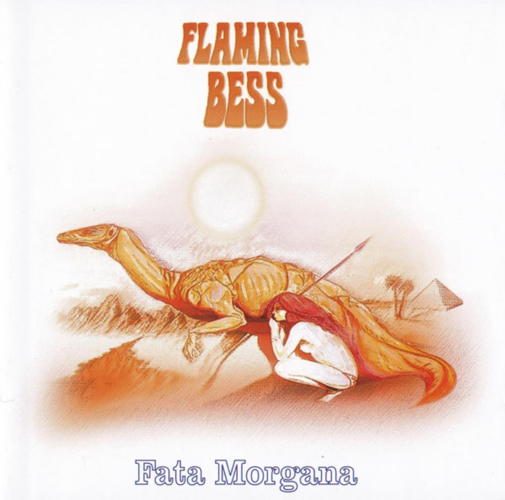 Fata Morgana by FLAMING BESS album cover