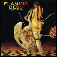 Flaming Bess - Tanz Der Götter  CD (album) cover