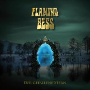 Flaming Bess - Der Gefallene Stern CD (album) cover