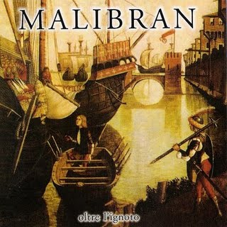 Oltre L'Ignoto by MALIBRAN album cover