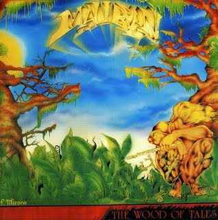 Malibran The Wood Of Tales album cover