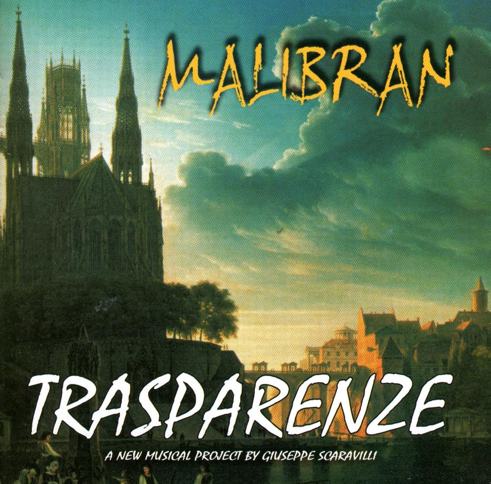 Trasparenze by MALIBRAN album cover